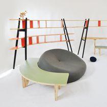Spruce desk / contemporary / commercial / modular