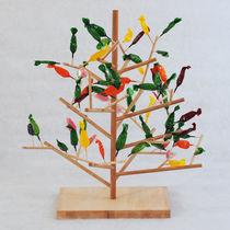 Countertop display rack / food / wooden