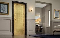 Indoor door / swing / wooden / laminate