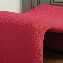 Upholstery fabric / wall / damask / plain