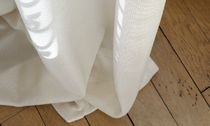 Curtain fabric / plain / polyester / Trevira CS®