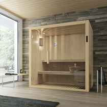 Residential sauna / for indoor use