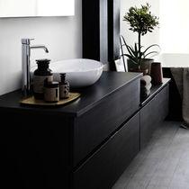 Composite vanity top