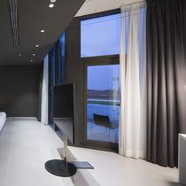 Indoor tile / outdoor / for floors / composite