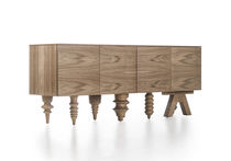 Original design sideboard / walnut / by Jaime Hayon