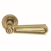 Door handle / brass / traditional