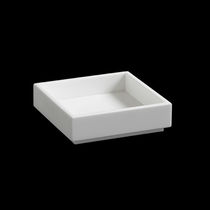 Wall-mounted soap dish / Corian®