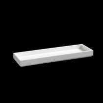 Wall-mounted shelf / contemporary / bathroom