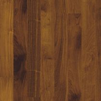 Solid wood flooring / glued / merbau / lacquered
