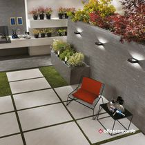 Porcelain stoneware paving / anti-slip / frost-resistant / for public spaces
