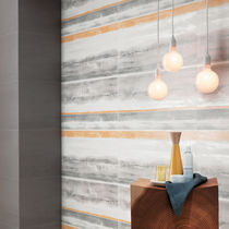 Floor tile / porcelain stoneware / plain / patterned