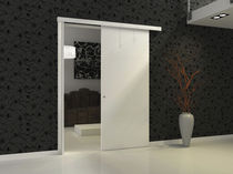 Sliding door pocket system