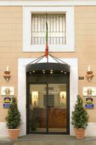 Entry door / sliding / automatic / for public buildings