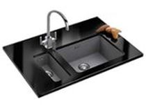Double kitchen sink / composite