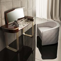 Contemporary dressing table / lacquered wood