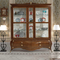 Classic china cabinet / wooden
