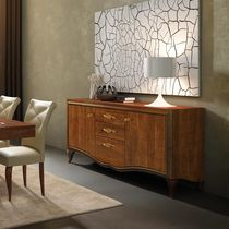 Classic sideboard / wooden / lacquered wood