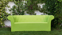 Contemporary sofa / garden / low-density polyethylene (LDPE) / commercial