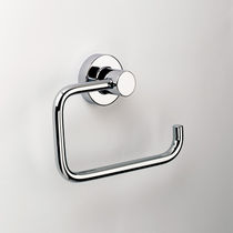 Towel ring / wall-mounted / brass