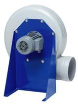 Centrifugal fan / duct / industrial / galvanized steel