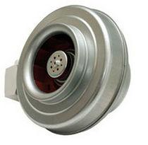Extractor fan / duct / commercial / steel