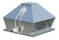 Smoke extractor fan / roof / commercial / galvanized steel