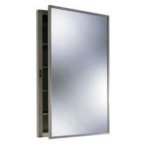 Wall-mounted medicine cabinet / residential