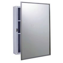 Wall-mounted medicine cabinet / commercial
