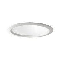 Recessed downlight / LED / round / cast aluminum