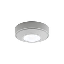 Surface mounted downlight / LED / round / cast aluminum