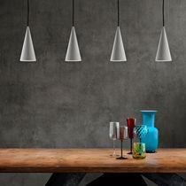 Pendant lamp / contemporary / aluminum / LED