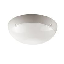 Surface-mounted light fixture / LED / compact fluorescent / halogen