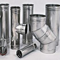Metal smoke flue / steel