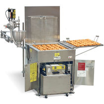 Gas fryer / commercial
