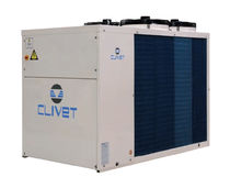 Air source heat pump / commercial / outdoor / reversible
