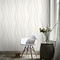 Traditional wallpaper / vinyl / patterned / washable