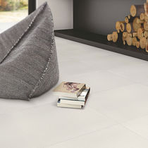 Floor tile / for floors / porcelain stoneware / plain