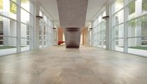Indoor tile / floor / porcelain stoneware / polished