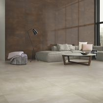 Indoor tile / floor / for floors / porcelain stoneware