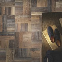 Wood effect tile / indoor / wall / for floors