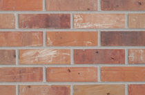 Solid brick / wall-mounted / smooth / textured