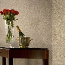 Contemporary wallpaper / fiberglass / plain / textured