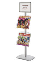 Periodicals display rack / for shops