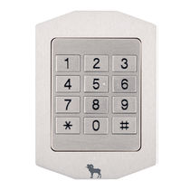 Access control code keypad