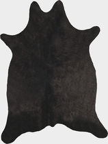 Contemporary rug / cowhide / plain