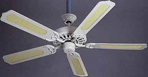 Ceiling fan / industrial / metal