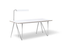 Laminate desk / contemporary / commercial