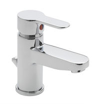 Washbasin mixer tap / brass / bathroom / 1-hole