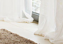 Plain curtain / Trevira CS®