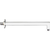 Wall-mounted shower head arm